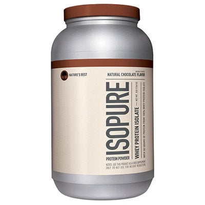 Nature's Best Perfect NATURAL Isopure Protein 3lb - AdvantageSupplements.com