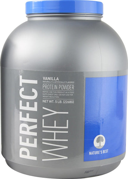 Nature's Best Perfect Whey Protein 5lb - AdvantageSupplements.com