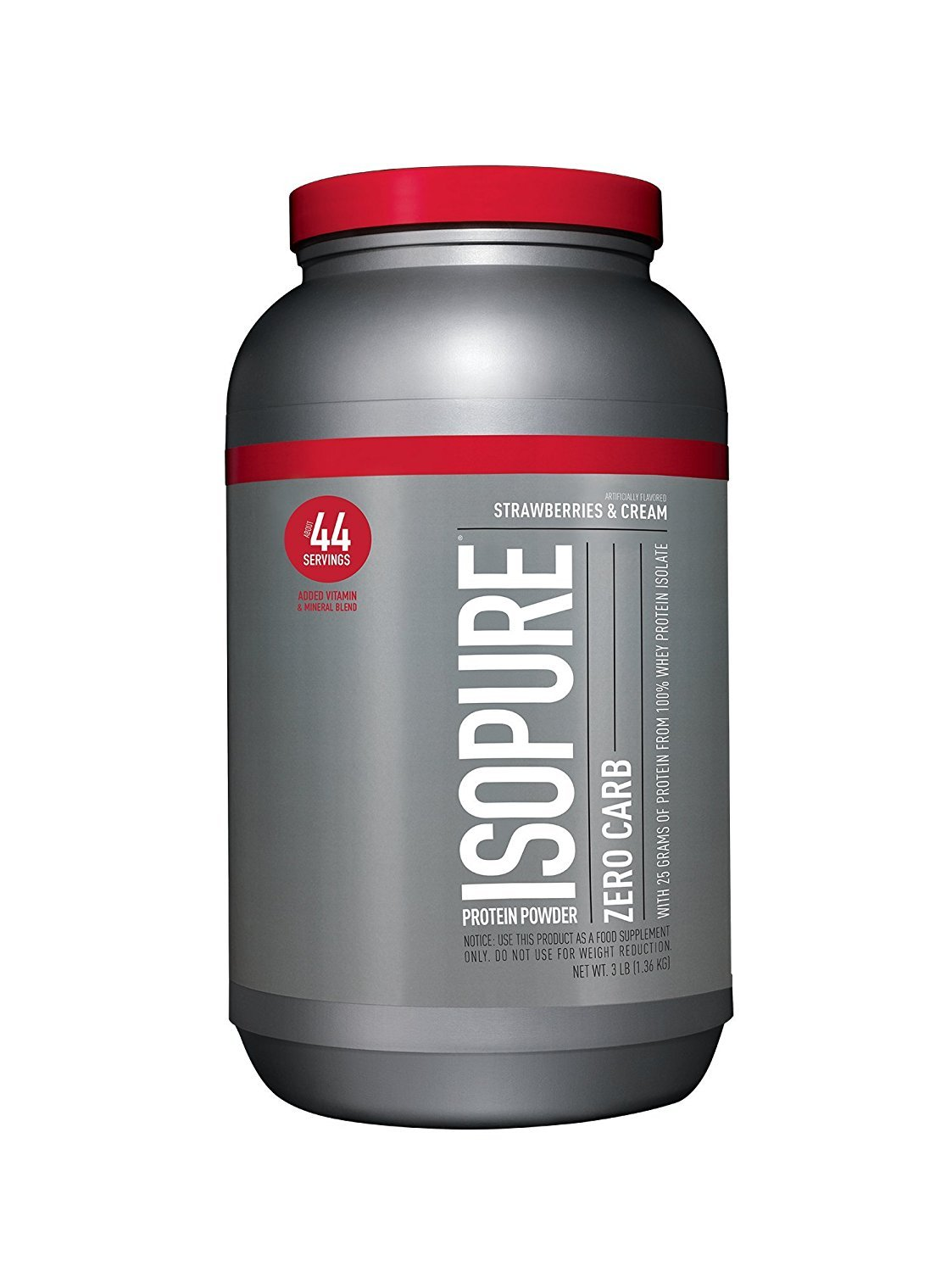 Nature S Best Whey Protein Isolate