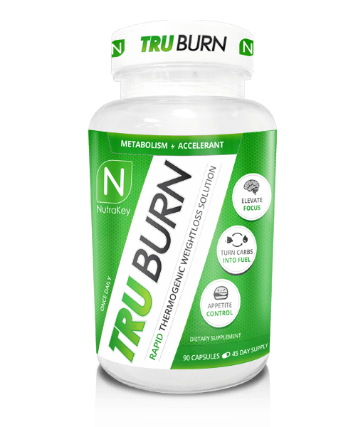 NutraKey Tru Burn 90caps - AdvantageSupplements.com