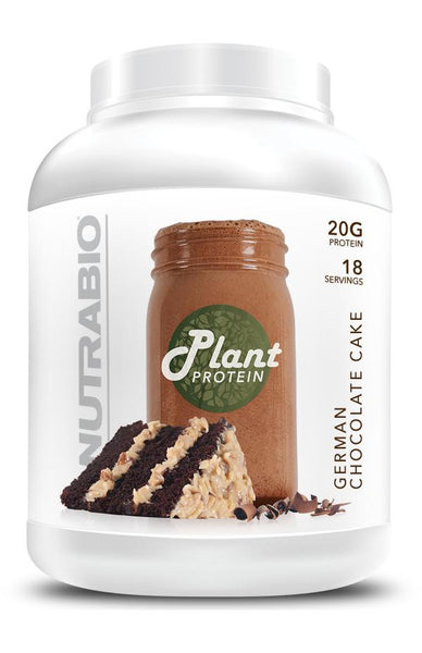 Nutrabio Plant Protein (18 servings)