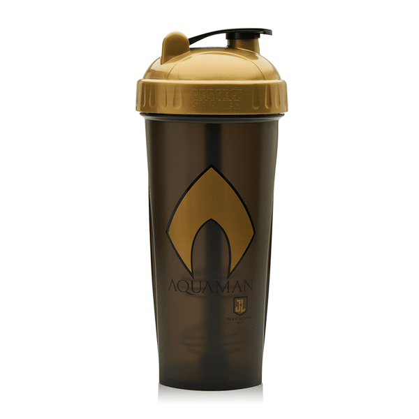 PerfectShaker Justice League Series Aquaman 28oz Shaker Cup