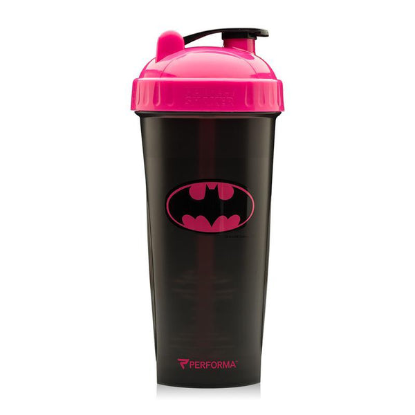 PerfectShaker Pink Batman 28oz Shaker Cup - AdvantageSupplements.com