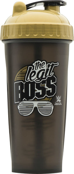 PerfectShaker WWE Series Sasha Banks 28oz Shaker Cup - AdvantageSupplements.com