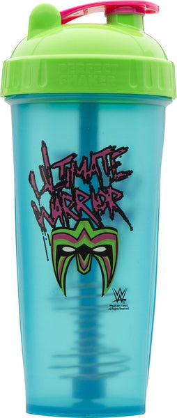 PerfectShaker WWE Series Ultimate Warrior 28oz Shaker Cup - AdvantageSupplements.com