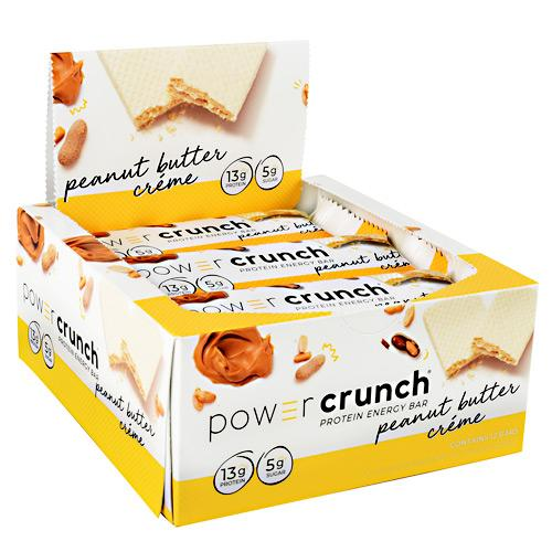 BNRG Power Crunch Bars 12 bars