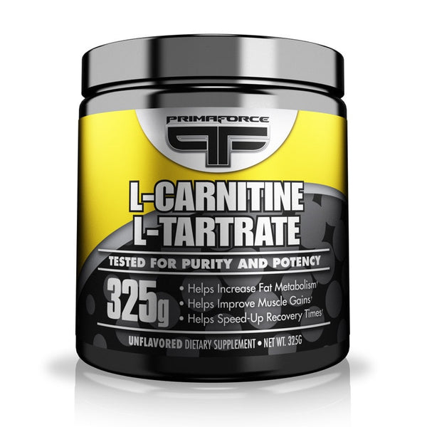Primaforce L-Carnitine L-Tartrate 325gm