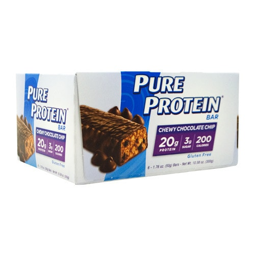Pure Protein Pure Protein Bar (6 bars) - AdvantageSupplements.com