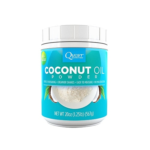 Quest Nutrition Coconut Oil Powder 20oz - AdvantageSupplements.com