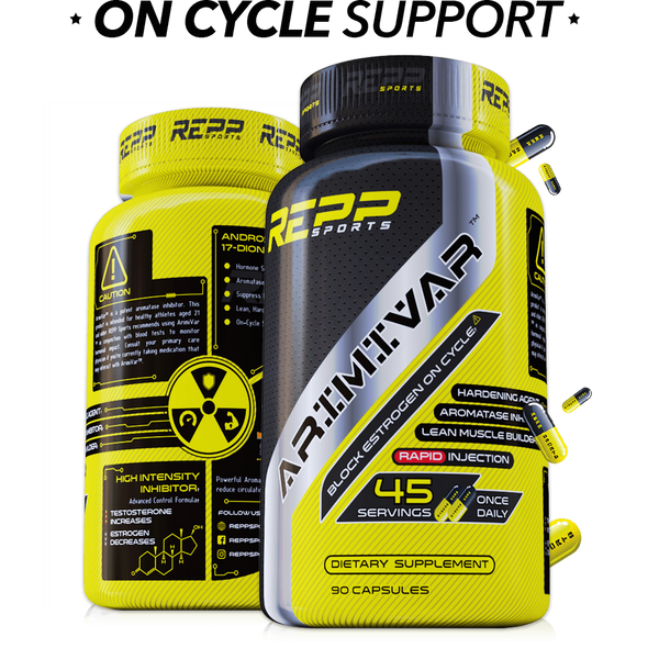 Repp Sports Arimivar Anti-Aromatase (90 caps) - AdvantageSupplements.com