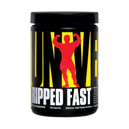 Universal Nutrition Ripped Fast 120caps - AdvantageSupplements.com