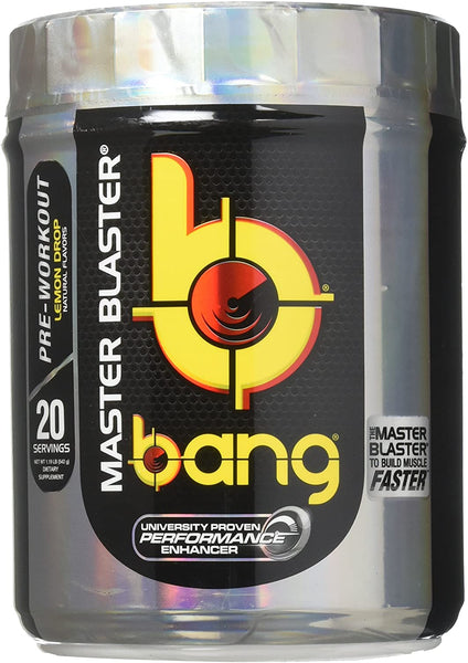 VPX Bang Pre-Workout Master Blaster (20 servings)