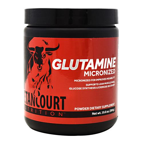 Betancourt Nutrition Glutamine Micronized 300gm - AdvantageSupplements.com