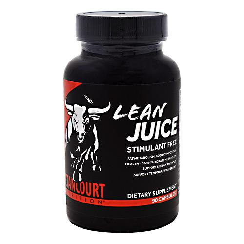 Betancourt Nutrition Lean Juice Stimulant Free 90caps - AdvantageSupplements.com