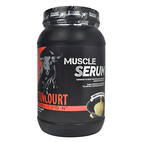 Betancourt Nutrition Muscle Serum (26 servings) - AdvantageSupplements.com
