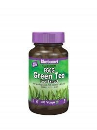 Bluebonnet Nutrition EGCG Green Tea Leaf Extract 60vcaps - AdvantageSupplements.com