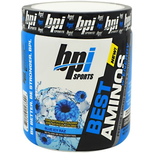 BPI Sports Best Aminos (with Energy) 30 servings - AdvantageSupplements.com
