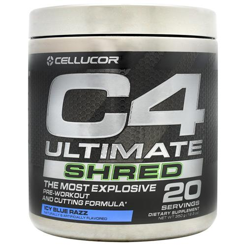 Cellucor C4 Ultimate Shred 20 servings - AdvantageSupplements.com