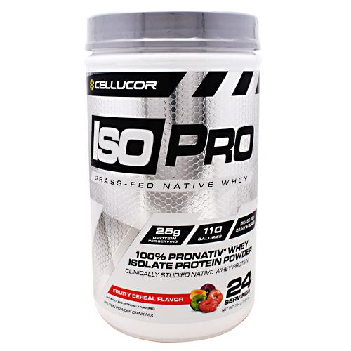 Cellucor Iso Pro 24 servings - AdvantageSupplements.com