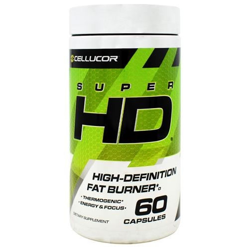 Cellucor Super HD 60caps
