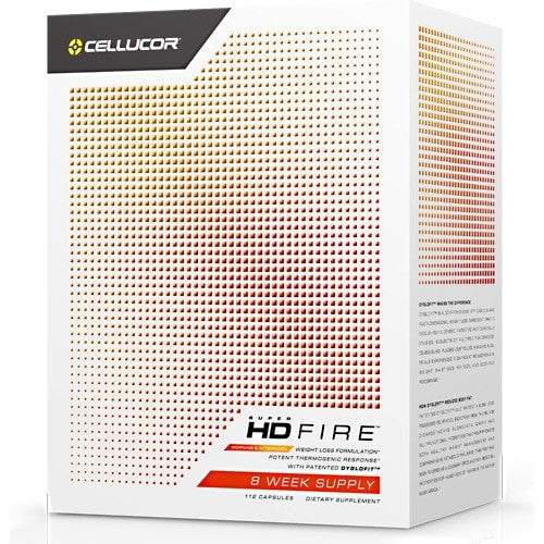 Cellucor Super HD Fire 112caps - AdvantageSupplements.com