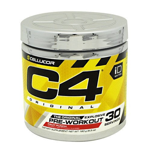 Cellucor C4 Original ID Series Pre-Workout (30 servings) - AdvantageSupplements.com