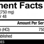 ProMera Sports CON-CRET Powder Nutrition facts