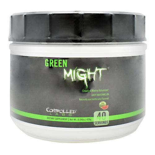 Controlled Labs Green Might 40 servings - AdvantageSupplements.com