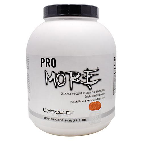 Controlled Labs ProMore Protein 55 servings - AdvantageSupplements.com
