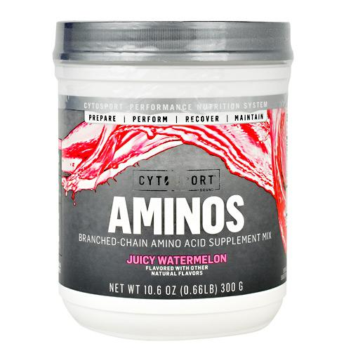 Cytosport Aminos BCAA 300gm (25 servings) - AdvantageSupplements.com