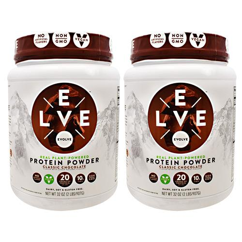 Cytosport Evolve Vegan Protein Powder (2 x 2lb) - AdvantageSupplements.com
