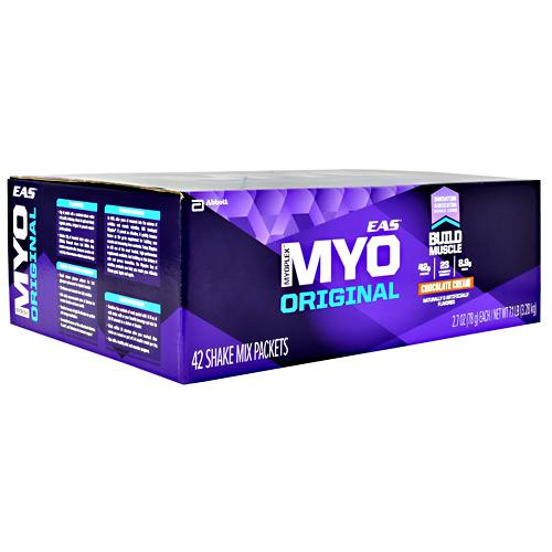 EAS Myoplex Myo Original Nutrition Shake (42 packets) - AdvantageSupplements.com