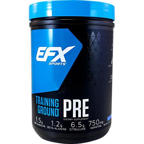All American EFX Sports Training Gournd Pre (20 servings) - AdvantageSupplements.com