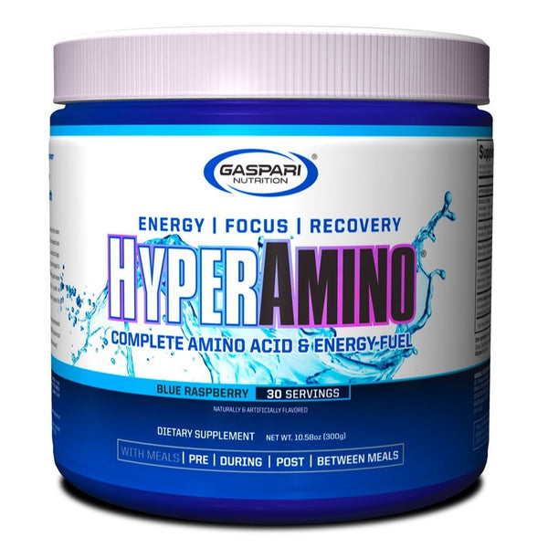 Gaspari Nutrition Hyper Amino 30 servings - AdvantageSupplements.com