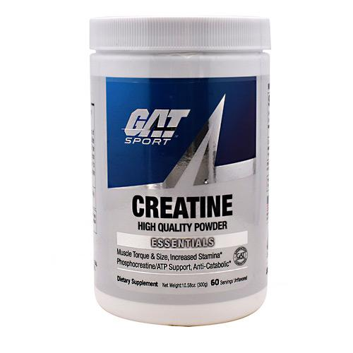 GAT Creatine 300gm (60 servings) - AdvantageSupplements.com