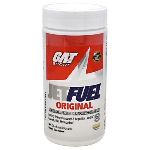 GAT Jetfuel Original 144caps - AdvantageSupplements.com