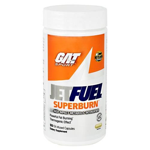 GAT Jetfuel Superburn 120caps - AdvantageSupplements.com