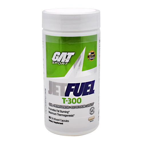 GAT JetFuel T-300 90caps - AdvantageSupplements.com