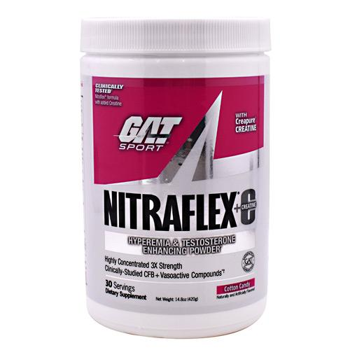 GAT Nitraflex + Creatine (30 servings) - AdvantageSupplements.com