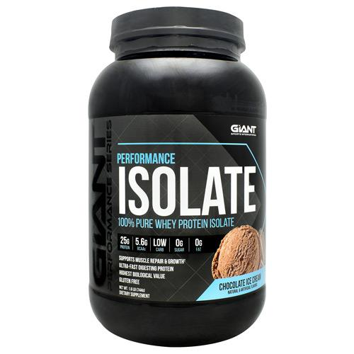 Giant Sports Performance Series Performance Isolate 1.6lbs - AdvantageSupplements.com