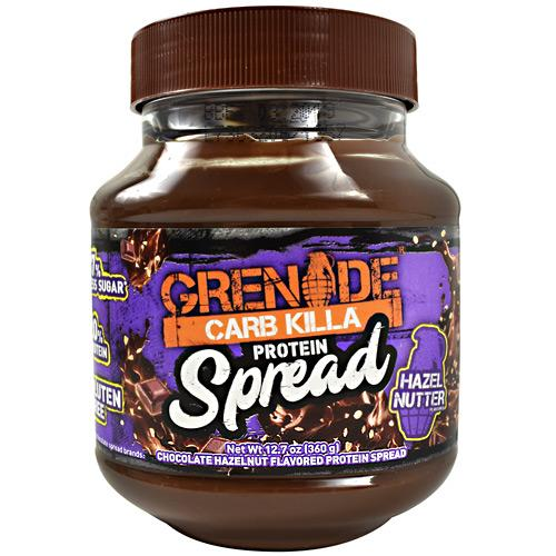 Grenade Carb Killa Protein Spread 12.7oz - AdvantageSupplements.com