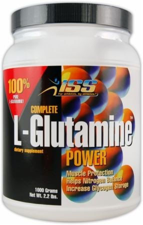 ISS Complete L-Glutamine Power 1000gm - AdvantageSupplements.com