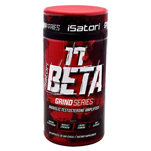 iSatori Grind Series 17-Beta Testosterone Booster 90caps - AdvantageSupplements.com