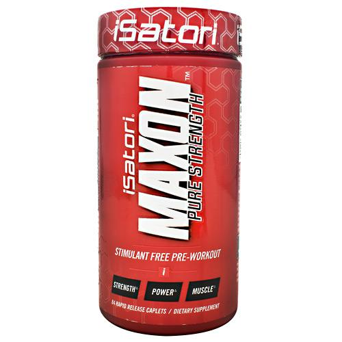 iSatori Maxon Pure Strength 84caps - AdvantageSupplements.com