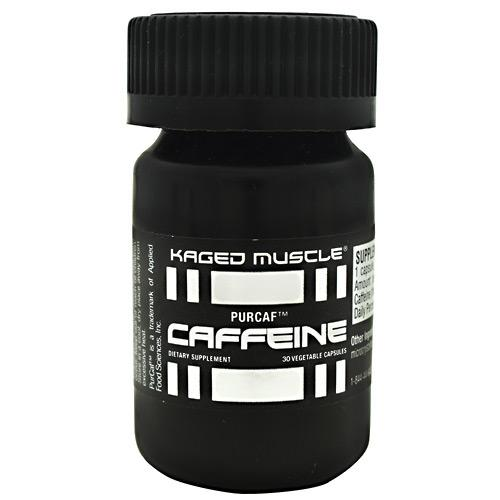 Kaged Muscle PURCAF Caffeine 30caps