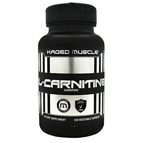 Kaged Muscle L-Carnitine 120caps