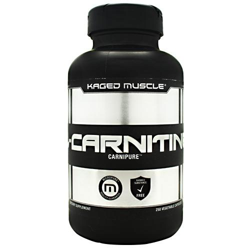 Kaged Muscle L-Carnitine 250caps