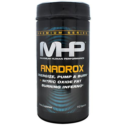 MHP Anadrox Pump & Burn 112caps