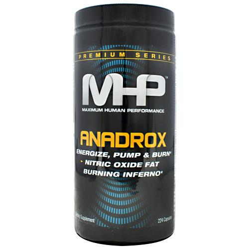 MHP Anadrox Pump & Burn 224caps