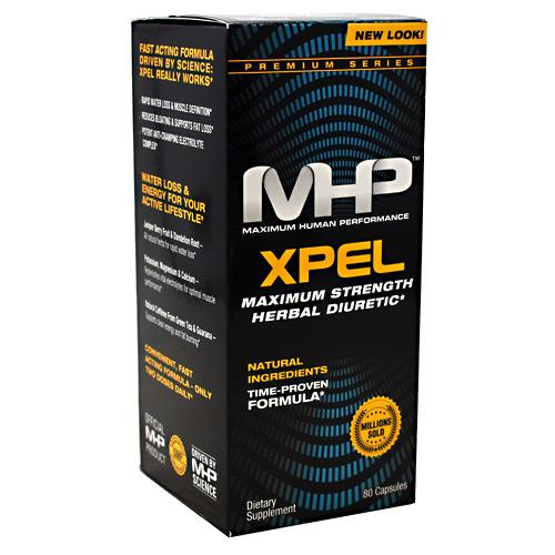 MHP Xpel 80caps - AdvantageSupplements.com